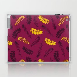 Gold Leaves Laptop & iPad Skin
