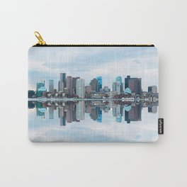 Boston reflection Carry-All Pouch