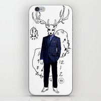 swag iPhone & iPod Skins featuring Swiggity Swag by JM London
