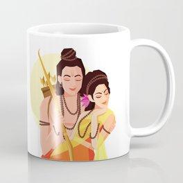 Essence of Love - Rama Seeta Coffee Mug