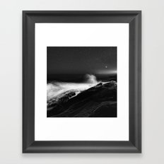 Rise to Sirius Framed Art Print