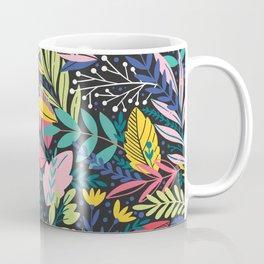 Doves and Flowers Coffee Mug