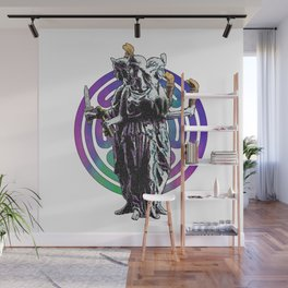 Hecate - Stained Glass Wall Mural