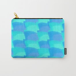 Bluesy Quilt Carry-All Pouch