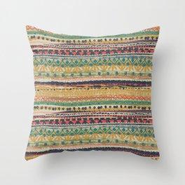 Trinket Vivid Throw Pillow