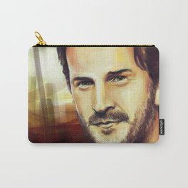 Richard Speight, Jr. Carry-All Pouch