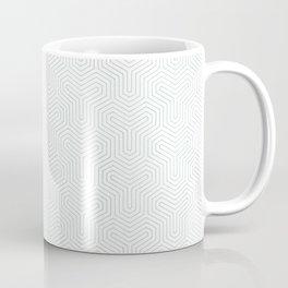 Geometric Y Shaped Pattern Coffee Mug