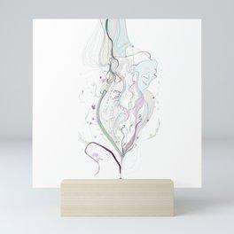 be flower Mini Art Print