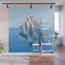 ANTARCTIC ICEBERG Wall Mural