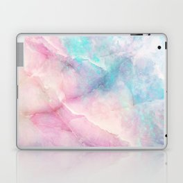 Iridescent marble Laptop & iPad Skin