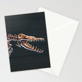 Dorudon Atrox Skeletal Study Stationery Cards