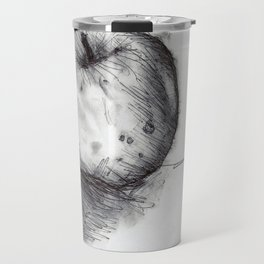 An Ordinary Apple Travel Mug