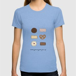 Never Gonna Give You Up T-shirt