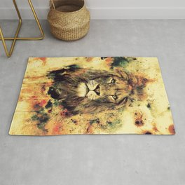 LION -THE KING Rug