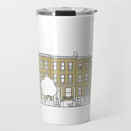 Brooklyn (color) Travel Mug
