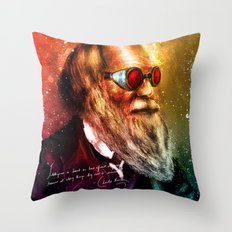 Need For Survival. Throw Pillow