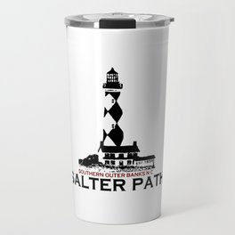 Salter Path - North Carolina. Travel Mug