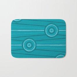 Reef Line Painting Bath Mat