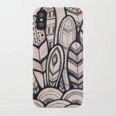 Feathers Slim Case iPhone X