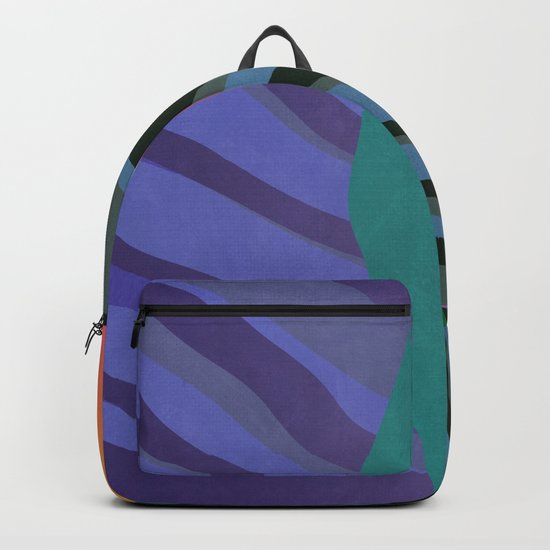 Crepuscular Streams Backpack