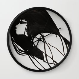 ORGASM  #society6  #decor #buyart Wall Clock