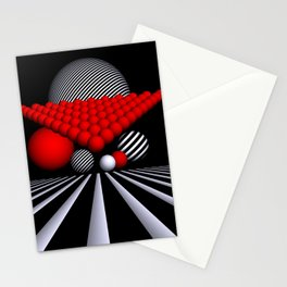 opart iterations Stationery Cards