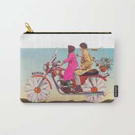 Harold and Maude Carry-All Pouch