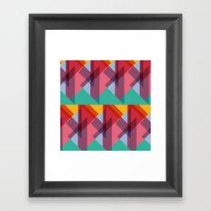 Crazy Abstract Stuff 3 Framed Art Print