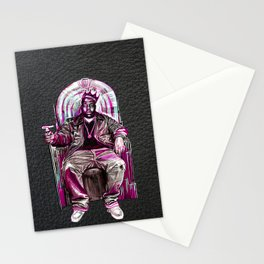 Notorious Big *King* Stationery Cards