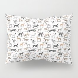 The Greyhound Pillow Sham