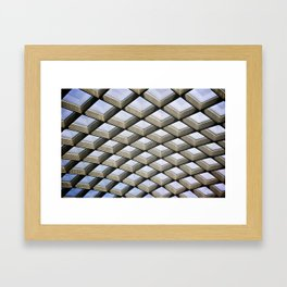 Ceiling Framed Art Print