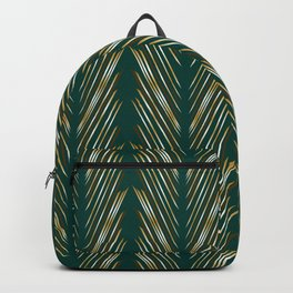 Wheat Grass Teal Backpack