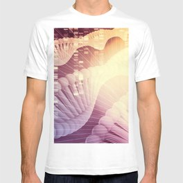 DNA Medical Science and Biotech Chemistry Genes T-shirt