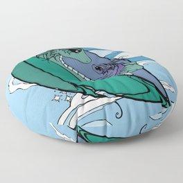 Dragons Floor Pillow