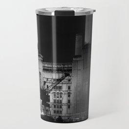 Battersea Power Station, London Travel Mug