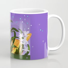 The Flowering of the Universe Coffee Mug