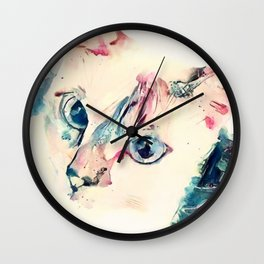 Monkey Paws Wall Clock