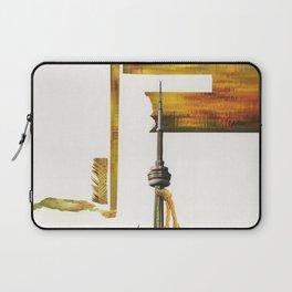 Toronto Waters Laptop Sleeve