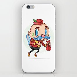 Jelly Bean Fairy iPhone Skin