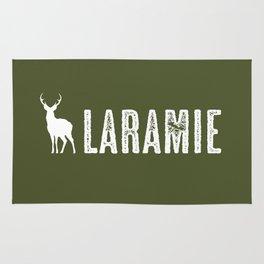 Deer: Laramie, Wyoming Rug