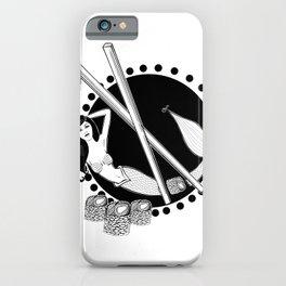 Sushimaid iPhone Case