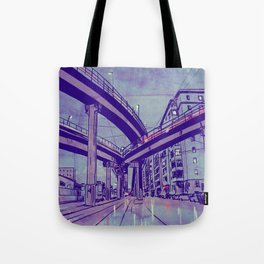 Rome by Night 1 Tote Bag