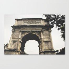 rome pictures Canvas Print