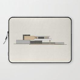 Modern villa Laptop Sleeve