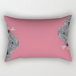 Rabbit (Light Up) Rectangular Pillow