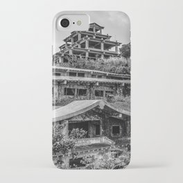 Inner view of the Royal Hotel iPhone Case