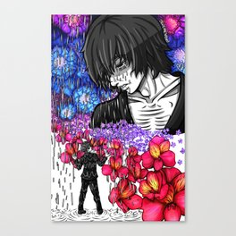 Things Change Canvas Print