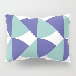 Underwater Colors Pillow Sham