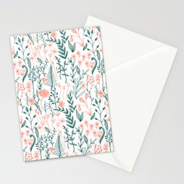 Flower and Foliage {part 1} Stationery Cards