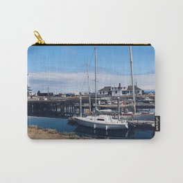 Let's Go Boating Carry-All Pouch